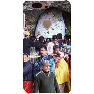 Ifasho Designer Back Case Cover For Huawei Honor 8 (Amarnath Malang Indonesia Darbhanga)