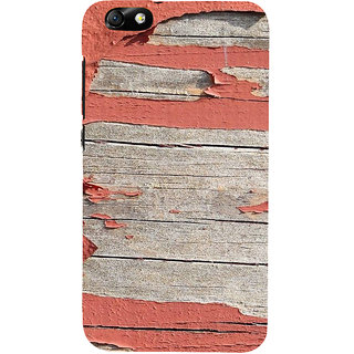 IFasho Designer Back Case Cover For Huawei Honor 4X :: Huawei Glory Play 4X (Nfl Kim Kardashian Wooden Stumps)