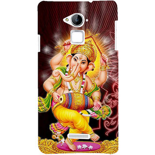 IFasho Designer Back Case Cover For Coolpad Note 3 (Vinayak Vastu Siddhi Vinayak)
