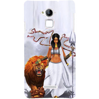 IFasho Designer Back Case Cover For Coolpad Note 3 (Durga Spiritual Wallpaper For Walls Brazil Kolkata)