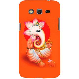 Ifasho Designer Back Case Cover For  Galaxy Grand 2 ::  Galaxy Grand 2 G7105 ::  Galaxy Grand 2 G7102 ::   Galaxy Grand Ii (Ganesh Tokyo Spiritual Showpiece Giridih)
