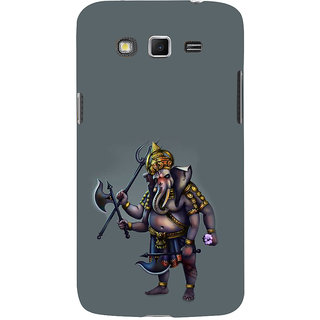 Ifasho Designer Back Case Cover For Samsung Galaxy Grand 2 :: Samsung Galaxy Grand 2 G7105 :: Samsung Galaxy Grand 2 G7102 :: Samsung  Galaxy Grand Ii (Ganesh Shenyang Spiritual Unfoldment Anantnag)