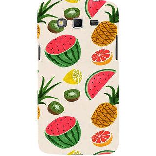 Ifasho Designer Back Case Cover For Samsung Galaxy Grand 2 :: Samsung Galaxy Grand 2 G7105 :: Samsung Galaxy Grand 2 G7102 :: Samsung  Galaxy Grand Ii (Fruits Drawings Berlin Fruits With Velcro Fruits Vegetables Toys)