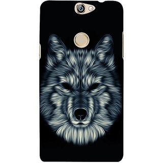 IFasho Designer Back Case Cover For Coolpad Max (Dog Collar With Name Tag D Dog Food Dog Biscuits)