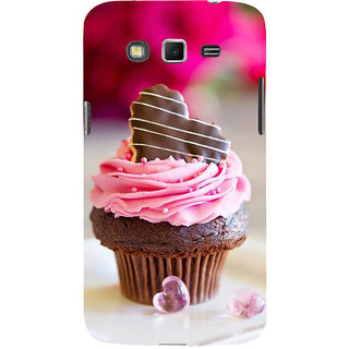 Ifasho Designer Back Case Cover For Samsung Galaxy Grand 2 :: Samsung Galaxy Grand 2 G7105 :: Samsung Galaxy Grand 2 G7102 :: Samsung  Galaxy Grand Ii (Cake Mashhad Iran Anand)