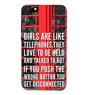 IFasho Designer Back Case Cover For Huawei Honor 4X :: Huawei Glory Play 4X (Liaison  Girls Dating Girls)