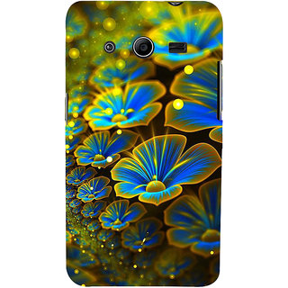 Ifasho Designer Back Case Cover For Samsung Galaxy Core 2 G355H :: Samsung Galaxy Core Ii :: Samsung Galaxy Core 2 Dual (C Design Patterns  Girls Earrings)