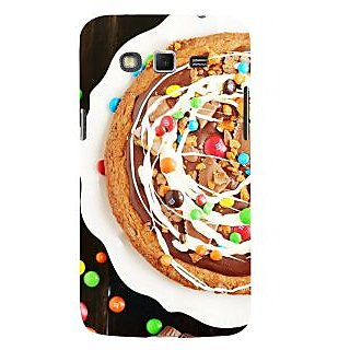 Ifasho Designer Back Case Cover For Samsung Galaxy Grand Neo I9060 :: Samsung Galaxy Grand Lite (Cake Abidjan Cote D?Ivorie Deesa)