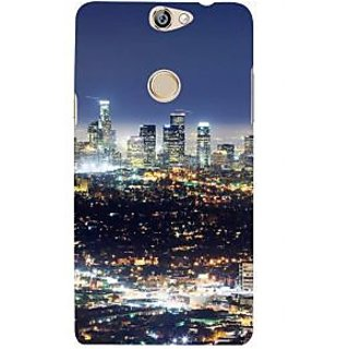 IFasho Designer Back Case Cover For Coolpad Max (Cities St Petersburg Russia Mysore)