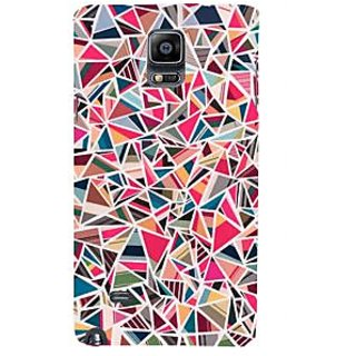 Ifasho Designer Back Case Cover For Samsung Galaxy Note 4 :: Samsung Galaxy Note 4 N910G :: Samsung Galaxy Note 4 N910F N910K/N910L/N910S N910C N910Fd N910Fq N910H N910G N910U N910W8 (Firefox Hulu Line Cutter)