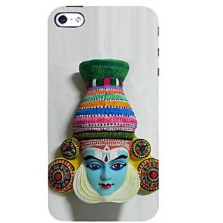 IFasho Designer Back Case Cover For Apple IPhone 5 (Mask Taegu South Korea Dibrugarh)