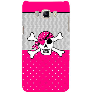 Ifasho Designer Back Case Cover For Samsung Galaxy J5 (6) 2016 :: Samsung Galaxy J5 2016 J510F :: Samsung Galaxy J5 2016 J510Fn J510G J510Y J510M :: Samsung Galaxy J5 Duos 2016 (Skeleton Abidjan Scary Watches For Boys Scary Snakes)