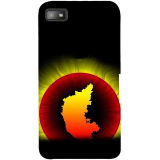 IFasho Designer Back Case Cover For BlackBerry Z10 (Globe For Kids Globe Dolphin Globe Gifts Globe Big)