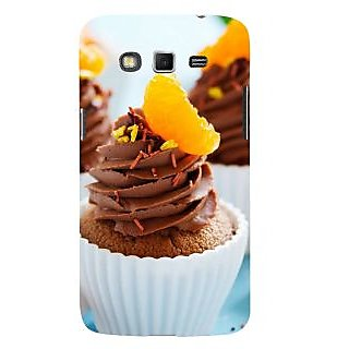 Ifasho Designer Back Case Cover For Samsung Galaxy Grand Neo Plus I9060I :: Samsung Galaxy Grand Neo+ (Cake Cairo Egypt Bahadurgarh)
