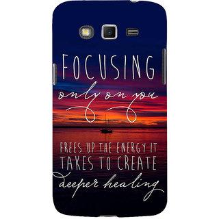 Ifasho Designer Back Case Cover For Samsung Galaxy Grand Neo Plus I9060I :: Samsung Galaxy Grand Neo+ (Rapport  Education Department)