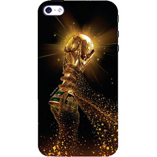 IFasho Designer Back Case Cover For   5 (Cup Chongqing China Jehanabad)