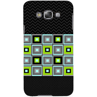 Ifasho Designer Back Case Cover For Samsung Galaxy E5 (2015)  :: Samsung Galaxy E5 Duos :: Samsung Galaxy E5 E500F E500H E500Hq E500M E500F/Ds E500H/Ds E500M/Ds  (Facebook National Weather Service Eye Liner)