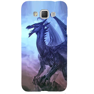 Ifasho Designer Back Case Cover For Samsung Galaxy Grand 3 :: Samsung Galaxy Grand Max G720F (Dragon Addis Ababa Ethopia Morena)