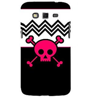 Ifasho Designer Back Case Cover For Samsung Galaxy Grand Neo I9060 :: Samsung Galaxy Grand Lite (Skeleton Mashhad Scary Wall Posters Scary Stickers)