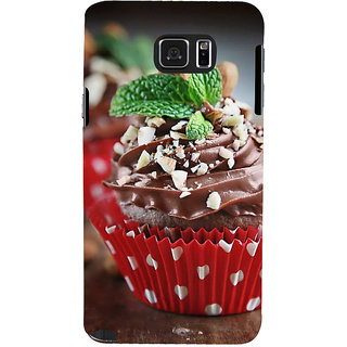 Ifasho Designer Back Case Cover For Samsung Galaxy Note 5 :: Samsung Galaxy Note 5 N920G :: Samsung Galaxy Note5 N920T N920A N920I  (Cake Hongkong China Alappuzha)