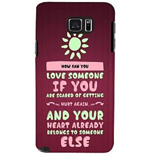 Ifasho Designer Back Case Cover For Samsung Galaxy Note 5 :: Samsung Galaxy Note 5 N920G :: Samsung Galaxy Note5 N920T N920A N920I  (Consociation  County Of Education)