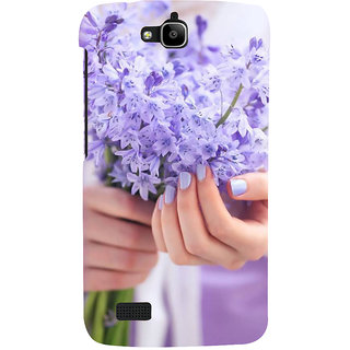 Ifasho Designer Back Case Cover For Huawei Honor Holly ( Seeking Friends Dating Jewlery Boxes Kanpur Music For Free The Wedding Bride)