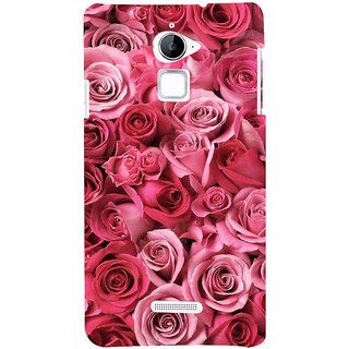 IFasho Designer Back Case Cover For Coolpad Note 3 Lite :: Coolpad Note 3 Lite Dual SIM (Lilium Candidum Red Rose Casual Shoes Rose Tree Flush Better)