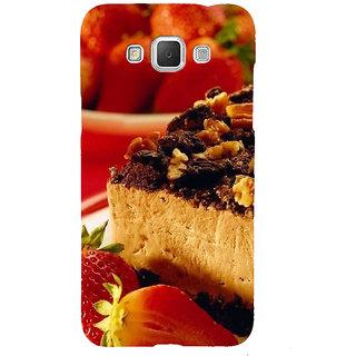 Ifasho Designer Back Case Cover For Samsung Galaxy Grand 3 :: Samsung Galaxy Grand Max G720F (Cake Tokyo Japan Rewa)