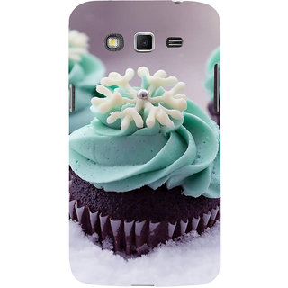 Ifasho Designer Back Case Cover For Samsung Galaxy Grand I9082 :: Samsung Galaxy Grand Z I9082Z :: Samsung Galaxy Grand Duos I9080 I9082 (Cake London Uk Adityapur)