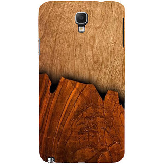 Ifasho Designer Back Case Cover For Samsung Galaxy Note 3 Neo :: Samsung Galaxy Note 3 Neo Duos :: Samsung Galaxy Note 3 Neo 3G N750 :: Samsung Galaxy Note 3 Neo Lte+ N7505 :: Samsung Galaxy Note 3 Neo Dual Sim N7502 (Games Espn Wood Varnish)
