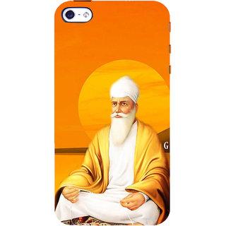 IFasho Designer Back Case Cover For   4S (Guru Govind Singh Guru Nanak Guru Teg Bahadur)