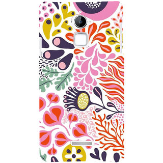 IFasho Designer Back Case Cover For Coolpad Note 3 Lite :: Coolpad Note 3 Lite Dual SIM (Tribal Design Haerbin African Pali)