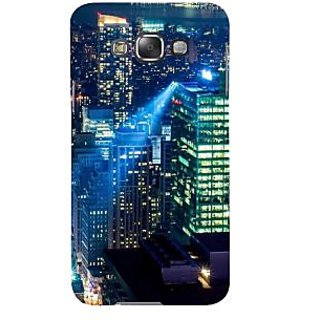 Ifasho Designer Back Case Cover For Samsung Galaxy E5 (2015)  :: Samsung Galaxy E5 Duos :: Samsung Galaxy E5 E500F E500H E500Hq E500M E500F/Ds E500H/Ds E500M/Ds  (Cities Bogor Indonesia Bhilwara)