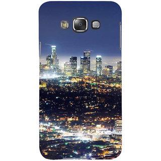 Ifasho Designer Back Case Cover For Samsung Galaxy E5 (2015)  :: Samsung Galaxy E5 Duos :: Samsung Galaxy E5 E500F E500H E500Hq E500M E500F/Ds E500H/Ds E500M/Ds  (Cities St Petersburg Russia Mysore)