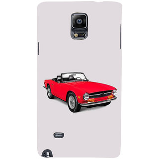 Ifasho Designer Back Case Cover For Samsung Galaxy Note 4 :: Samsung Galaxy Note 4 N910G :: Samsung Galaxy Note 4 N910F N910K/N910L/N910S N910C N910Fd N910Fq N910H N910G N910U N910W8 (Tour To From Restaurant Business)