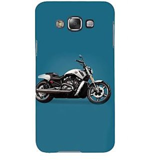 Ifasho Designer Back Case Cover For Samsung Galaxy E7 (2015) :: Samsung Galaxy E7 Duos :: Samsung Galaxy E7 E7000 E7009 E700F E700F/Ds E700H E700H/Dd E700H/Ds E700M E700M/Ds  (Design Art Car Truck Accessories)
