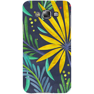Ifasho Designer Back Case Cover For Samsung Galaxy E5 (2015)  :: Samsung Galaxy E5 Duos :: Samsung Galaxy E5 E500F E500H E500Hq E500M E500F/Ds E500H/Ds E500M/Ds  (Tribal Design St Petersburg Africa Rampur)