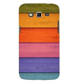 Ifasho Designer Back Case Cover For Samsung Galaxy Grand I9082 :: Samsung Galaxy Grand Z I9082Z :: Samsung Galaxy Grand Duos I9080 I9082 (Colourful Woods Bastract Background)