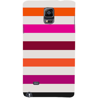 Ifasho Designer Back Case Cover For Samsung Galaxy Note 4 :: Samsung Galaxy Note 4 N910G :: Samsung Galaxy Note 4 N910F N910K/N910L/N910S N910C N910Fd N910Fq N910H N910G N910U N910W8 (Botanists Junior Achievement  )