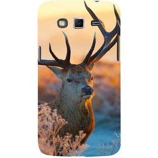 Ifasho Designer Back Case Cover For Samsung Galaxy Grand I9082 :: Samsung Galaxy Grand Z I9082Z :: Samsung Galaxy Grand Duos I9080 I9082 (Deer Cali Colombia Raigarh)