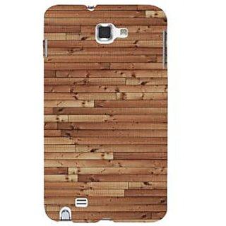 Ifasho Designer Back Case Cover For Samsung Galaxy Note 2 :: Samsung Galaxy Note Ii N7100 (Woods Wood Floring Floors Classic)
