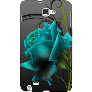 Ifasho Designer Back Case Cover For Samsung Galaxy Note N7000 :: Samsung Galaxy Note I9220 :: Samsung Galaxy Note 1 :: Samsung Galaxy Note Gt-N7000 (Rhododendron Arboreum Rose Box Rose Tea Fat Establishment Society Celebrity)