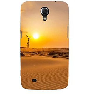 Ifasho Designer Back Case Cover For Samsung Galaxy Mega 6.3 I9200 :: Samsung Galaxy Mega 6.3 Sgh-I527 (Power Enery Natural Energy Renewable Energy)