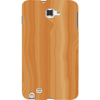 Ifasho Designer Back Case Cover For Samsung Galaxy Note N7000 :: Samsung Galaxy Note I9220 :: Samsung Galaxy Note 1 :: Samsung Galaxy Note Gt-N7000 (The Hunsyellow Pages Hot Wood Vase)