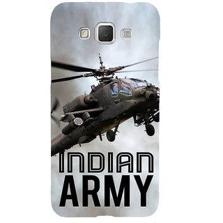 Ifasho Designer Back Case Cover For Samsung Galaxy Grand 3 :: Samsung Galaxy Grand Max G720F (Indian Army Indian Navy Pilot Driver )