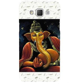 Ifasho Designer Back Case Cover For Samsung Galaxy Grand 3 :: Samsung Galaxy Grand Max G720F (Ganesh Wuhan Spiritual Wall Hanging Satara)