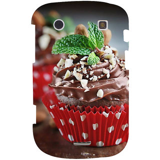 IFasho Designer Back Case Cover For BlackBerry Bold Touch 9900 :: BlackBerry Dakota :: BlackBerry Magnum (Cake Hongkong China Alappuzha)