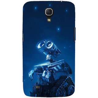 Ifasho Designer Back Case Cover For Samsung Galaxy Mega 6.3 I9200 :: Samsung Galaxy Mega 6.3 Sgh-I527 (Cartoon Machine Lampoonstar Farce Ridicule)