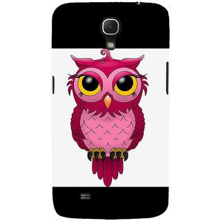 Ifasho Designer Back Case Cover For Samsung Galaxy Mega 6.3 I9200 :: Samsung Galaxy Mega 6.3 Sgh-I527 (Broad Head Binocular Vision Binaural Hearing)