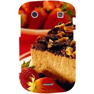 IFasho Designer Back Case Cover For BlackBerry Bold Touch 9900 :: BlackBerry Dakota :: BlackBerry Magnum (Cake Tokyo Japan Rewa)